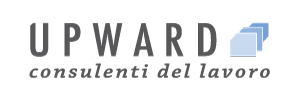 logo upward consulenti del lavoro