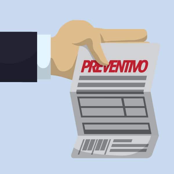 preventivo buste paga on line