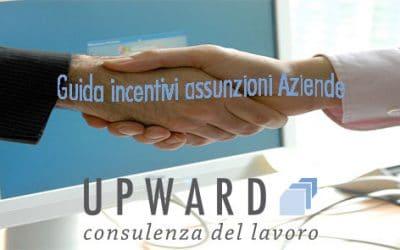 Nuovi incentivi per assumere in Azienda
