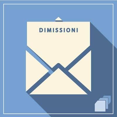 dimissioni on line