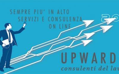Nascono i servizi di consulenza del lavoro online di Upward
