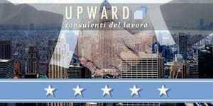 dicono di noi upward ™