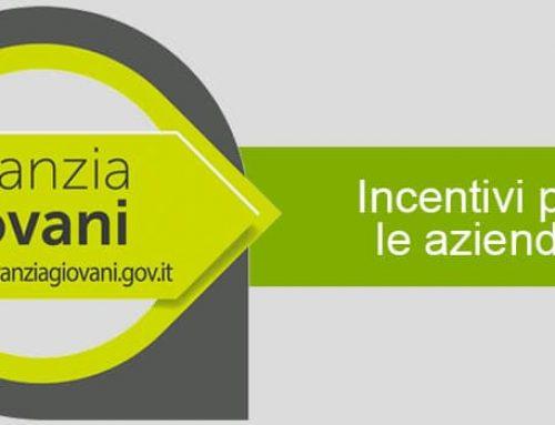 Incentivi assunzioni garanzia giovani procedura attiva sul sito INPS