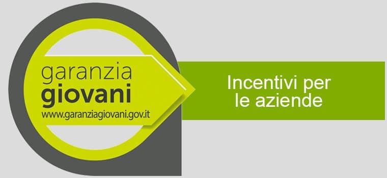 logo garanzia giovani incentivi aziende